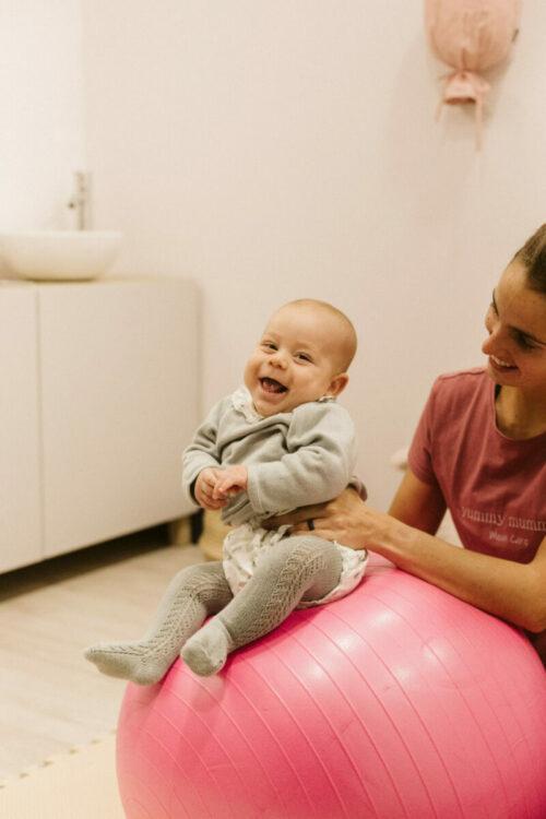 cuidado bebés y niños